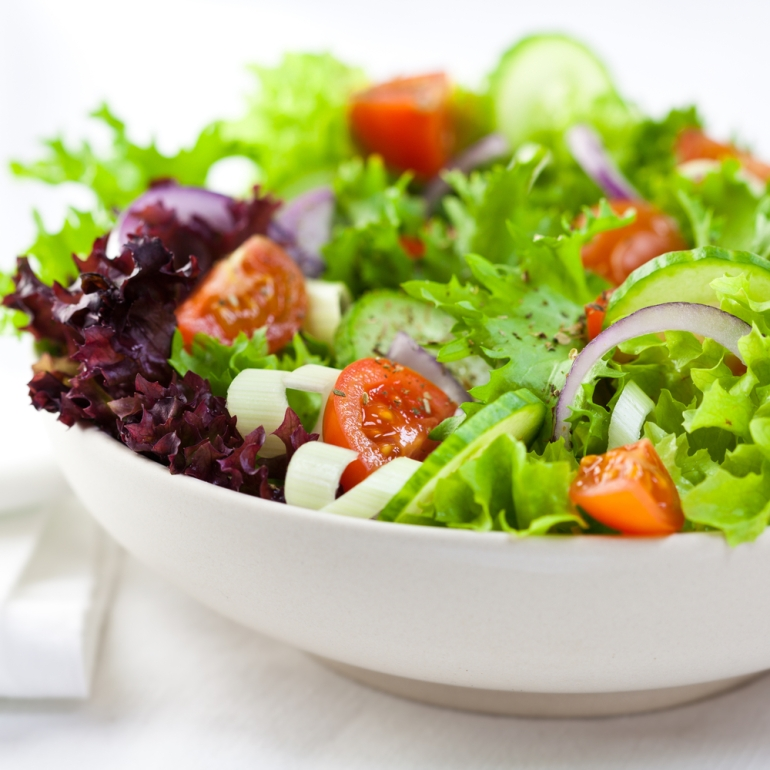 I can't wait for summer...and salads!