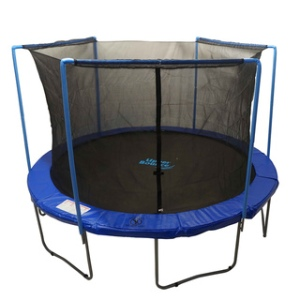 Our trampoline has been an awesome buy!