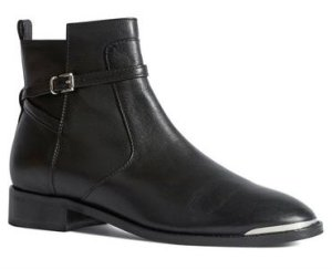 My low ankle boots.