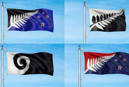 I like #hypnoflag, in the bottom left...but then, I'm a bit of a stirrer ;)