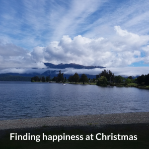 Finding happiness at Christmas